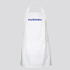 I'm With Her Apron