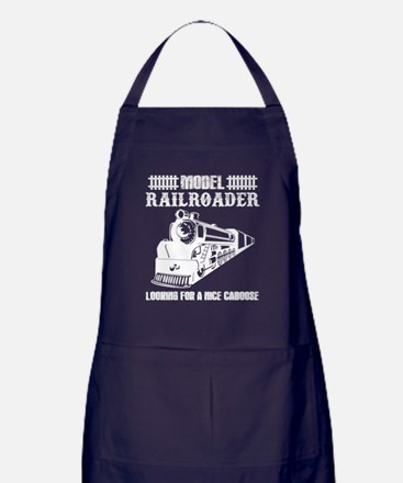 Unique Railroader Apron (dark)