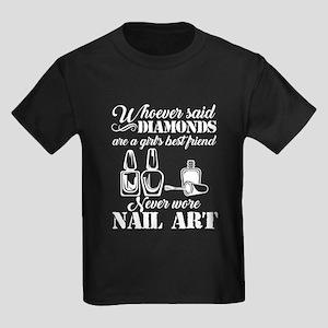 Nail Art Is My BFF T-Shirt
