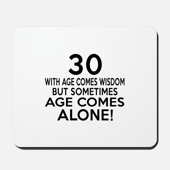 30 Awesome Birthday Designs Mousepad