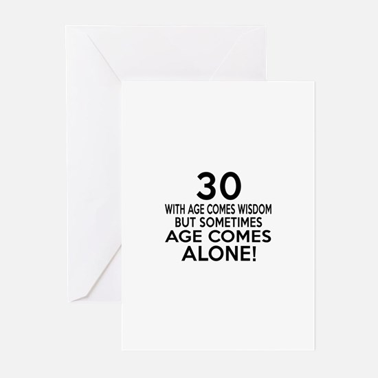 30 Awesome Birthday Desi Greeting Cards (Pk of 10)
