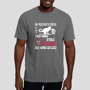 This Cat Stole My Heart T Shirt T-Shirt