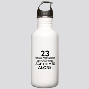 23 Awesome Birthday De Stainless Water Bottle 1.0L