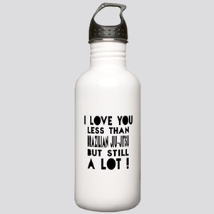 I Love You Less Than B Stainless Water Bottle 1.0L