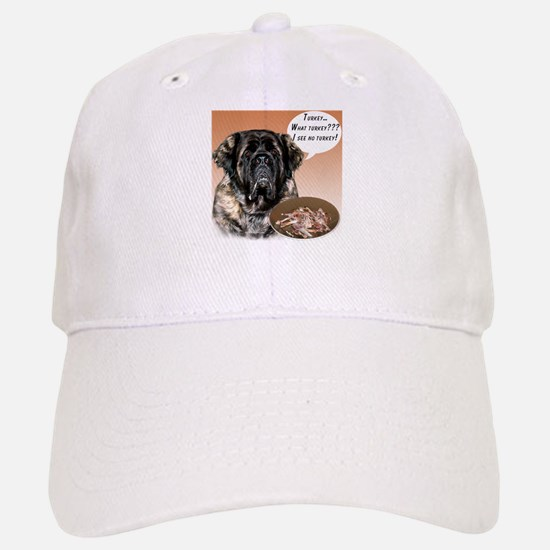 Mastiff fluffy Turkey Baseball Baseball Cap