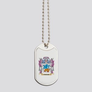 Forder Coat of Arms (Family Crest) Dog Tags
