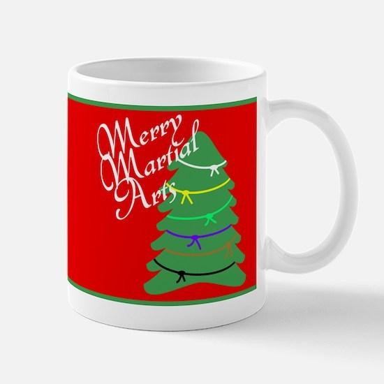 Merry Martial Arts Mug