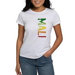 Mali Stamp Women's T-Shirt