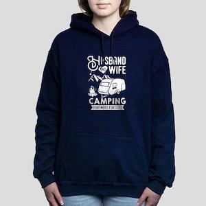 Camping Partners For Lif Women's Hooded Sweatshirt