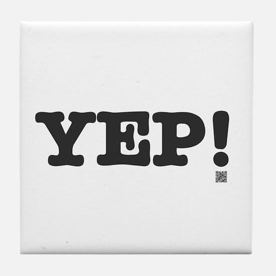 YEP Tile Coaster