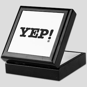 YEP Keepsake Box