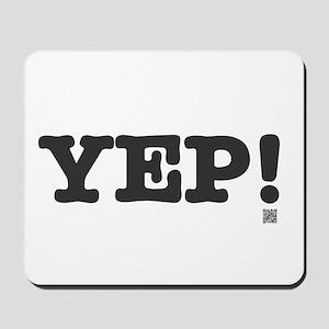 YEP Mousepad