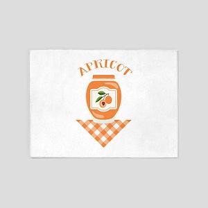 Apricot Jar 5'x7'Area Rug