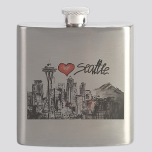 I love Seattle Flask