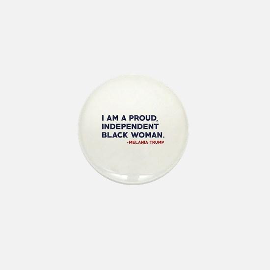 Melania Trump Quote Mini Button (10 pack)