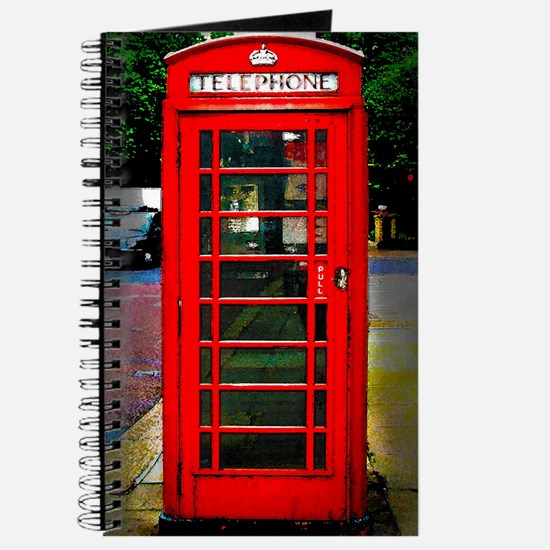 Phone Box Journal