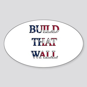 Build That Wall Sticker