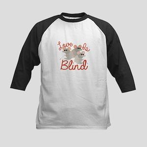 Love Is Blind Baseball Jersey