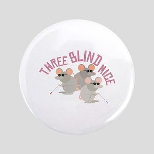 Three Blind Mice Button
