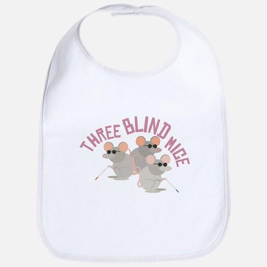 Three Blind Mice Bib