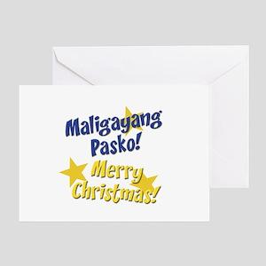 Filipino Christmas Card