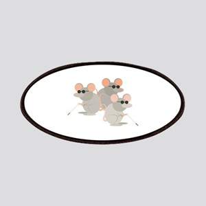 Three Blind Mice Patch
