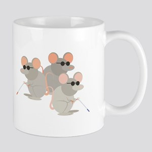 Three Blind Mice Mugs