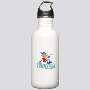 Pinnocchio Water Bottle