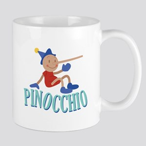 Pinnocchio Mugs