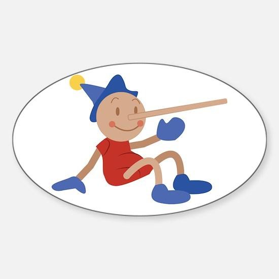 Pinocchio Decal