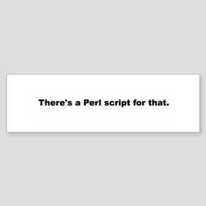 There's a Perl script for that -- Bumper Sticker
