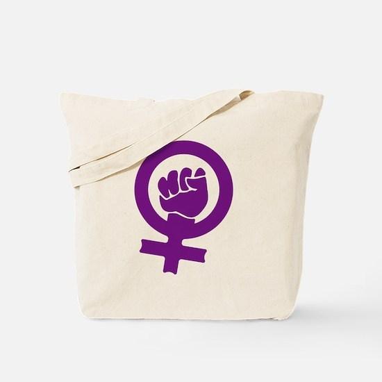 Feminist Power Tote Bag