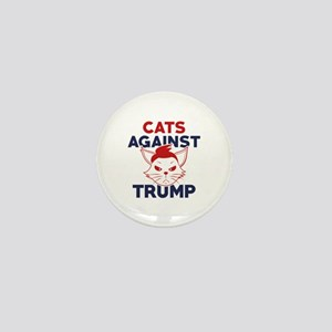 Cats Against Trump Mini Button