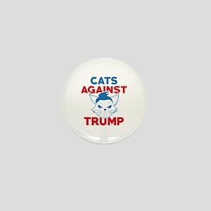 Cats Against Trump Mini Button