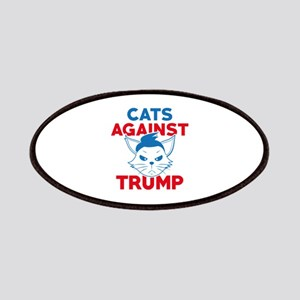 Cats Against Trump Patches
