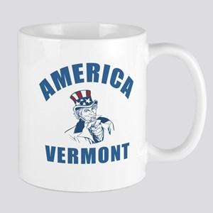 America State Vermont Designs 11 oz Ceramic Mug
