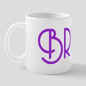 Bride - Purple Andes Mug
