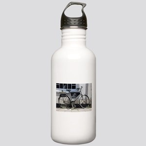 Vintage Bicycle with a Stainless Water Bottle 1.0L