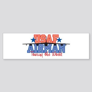 USAF Airman Bumper Sticker