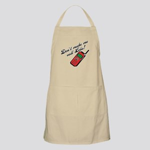 Don't Make Me Call Lola BBQ Apron
