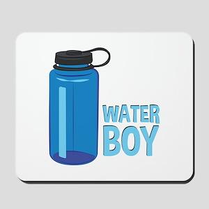 Water Boy Mousepad