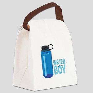 Water Boy Canvas Lunch Bag