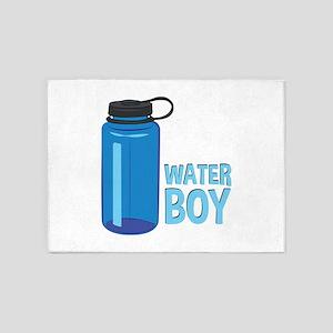 Water Boy 5'x7'Area Rug