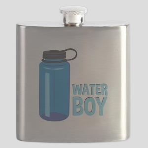 Water Boy Flask