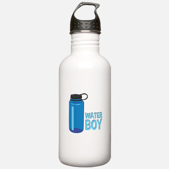 Water Boy Water Bottle