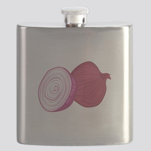 Red Onion Flask