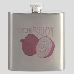 Tears Of Joy Flask