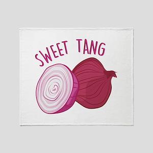 Sweet Tang Throw Blanket