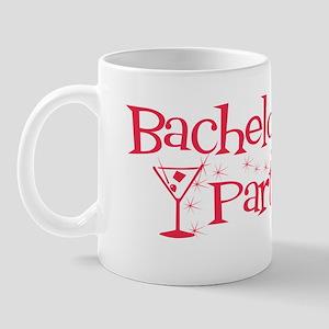 Bachelorette Party - Red Mart Mug