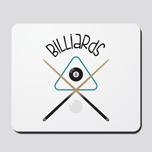 Billiards Mousepad